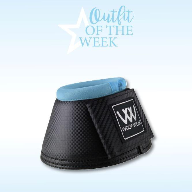 Woof Wear Hufglocke Pro powder blue