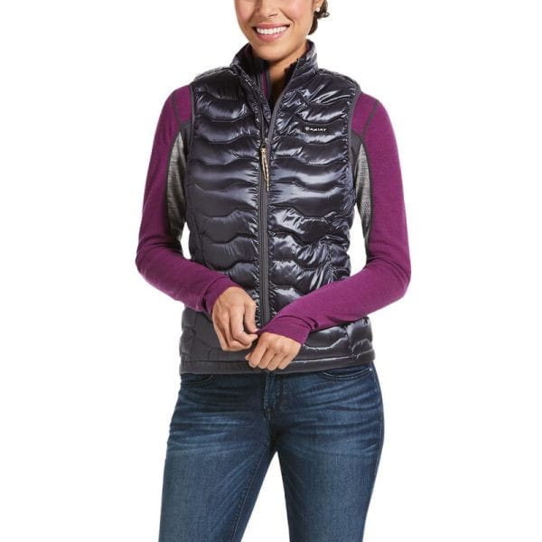 Ariat Womens Ideal 3.0 Down Vest Periscope