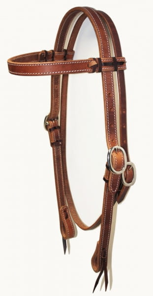 EE Browband Westernkopfstück