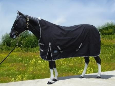 Regendecke Half-Neck 1200D Tough Horse