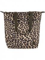 Ariat Leopard Leather Tote - Handtasche