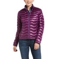 Ariat Womens Ideal 3.0 Down Jacket violet