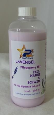 Profi-Tack Premium Fell- und Mähnenspray Lavendel