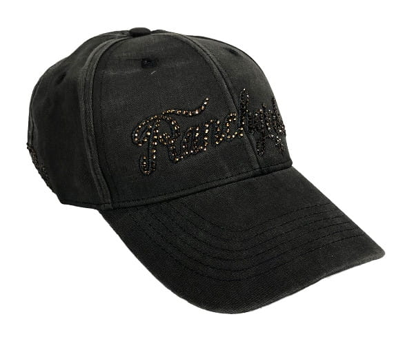 Ranchgirls Cap Black Dyed Out