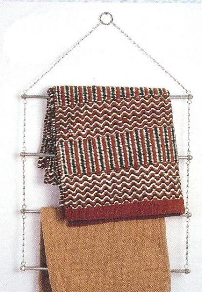 Deckenhalter für 4 Decken oder Blankets