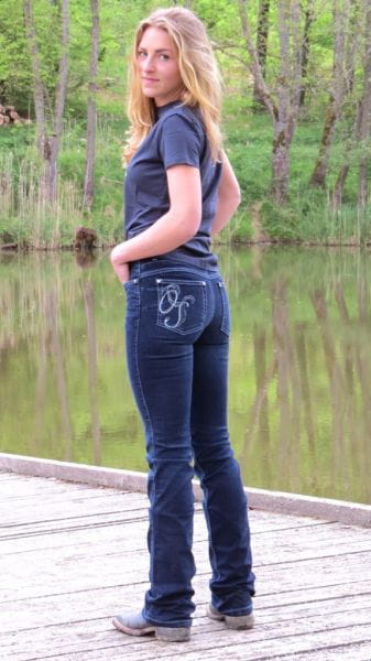OSWSA Women Jeans Annie