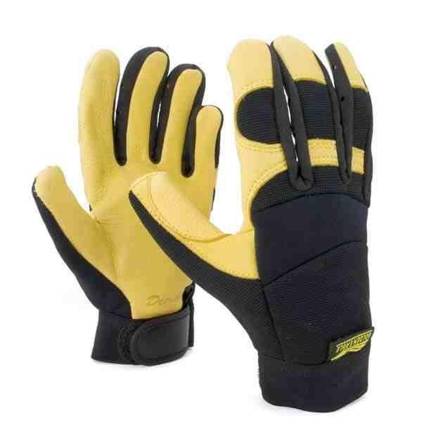 Deeerskin Yellowstone Gloves - GOLDEN EAGLE