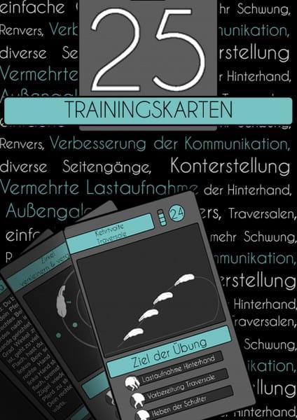 25 Trainingskarten Set