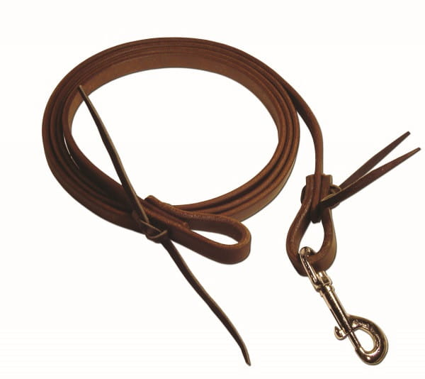 Ultimate Cowboy Gear oiled Roping Reins