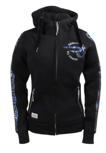 Ranchgirl Hooded Jacket Jazz black