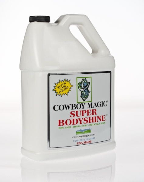 Cowboy Magic Super Bodyshine - Gallon - 3,8ltr