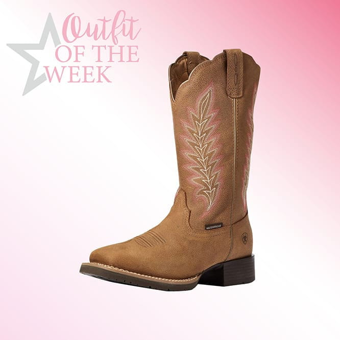 Ariat Womens Hybrid Rancher H2O