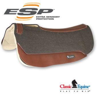 ESP Felt Top Pad Round