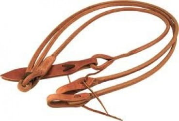 Romal Reins Round Leather