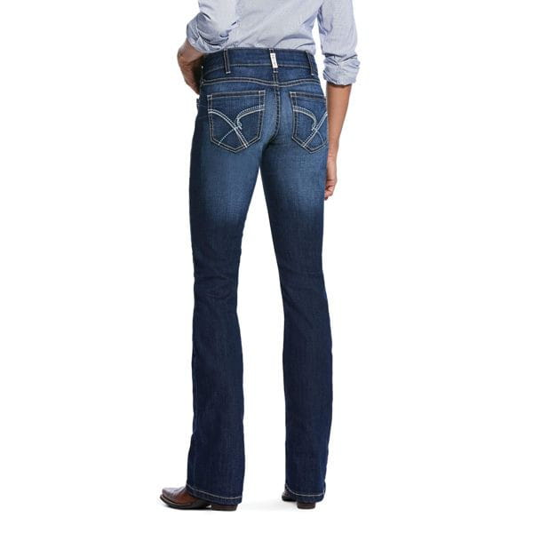 Ariat Real Riding Jeans Blue Diamond