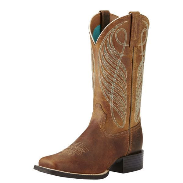Ariat Round Up Women Wide Square