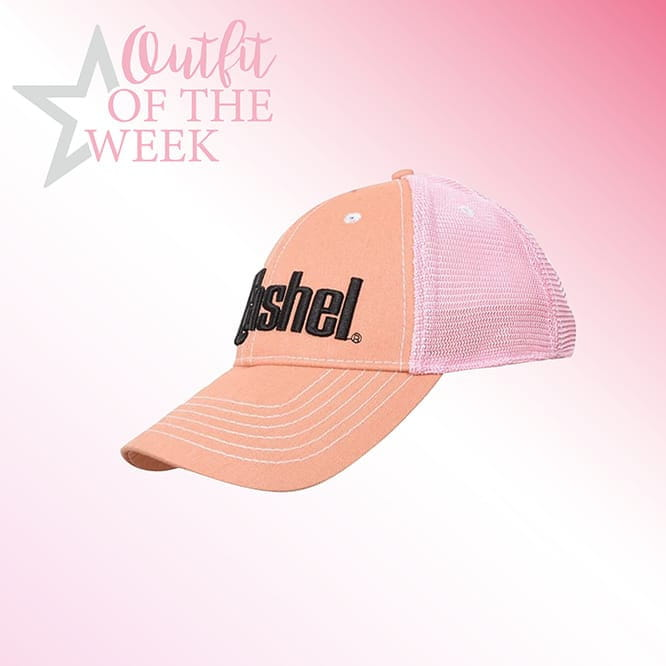 Cap Cashel Ladies pink