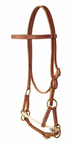 Ultimate Cowboy Gear Single Rope Sidepull