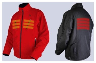 Thermo-Jacket - die beheizbare Softshell-Jacke
