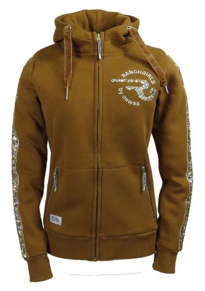 Ranchgirl Hooded Jacket Jazz Cinnamon