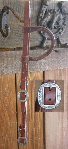 Buckaroo Slide Ear Kopfstück Classic Line Hermann Oak