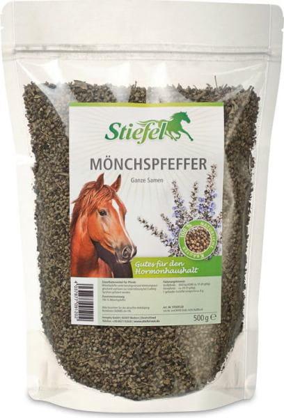 Stiefel Mönchspfeffer, ganze Samen, 500g