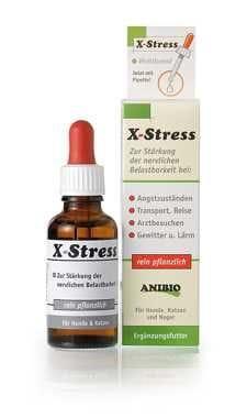 Anibio X-Stress - rein pflanzlich