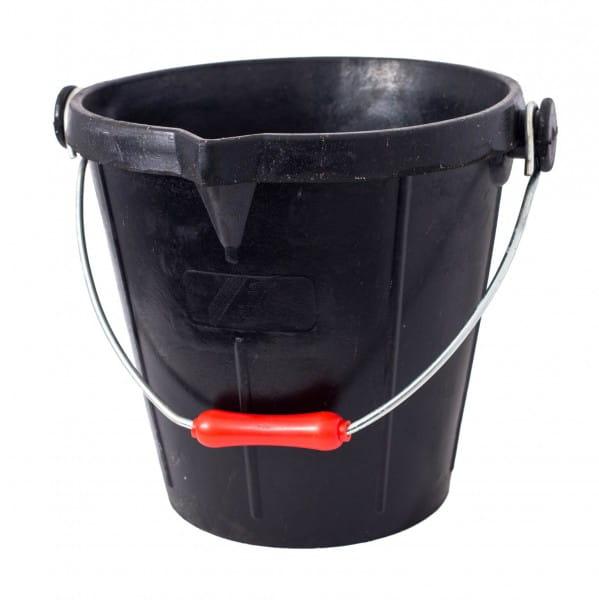 Eimer aus Recycling Reifen 14l