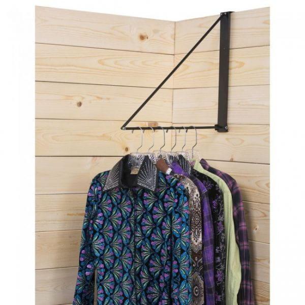 Kleiderhaken transportabel und klappbar