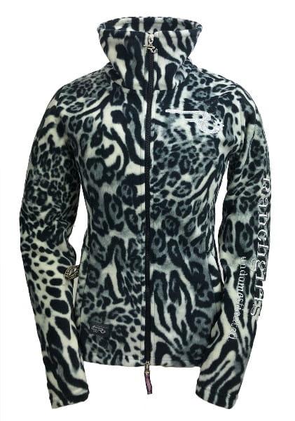 Ranchgirl Polarleece Jacket Grace Snow Leopard