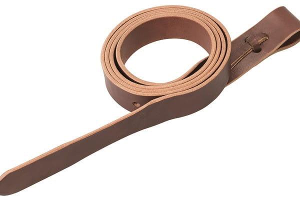 Weaver Leather Brown Latigo Tie Strap
