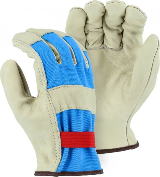 Majestic Cowhide Leather Lined Glove