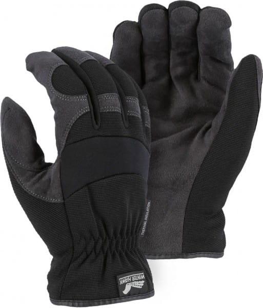 Majestic Winter Hawk Armor Handschuh