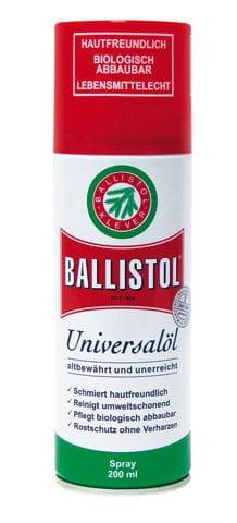 Ballistol Universal Öl Sprayflasche