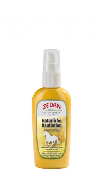 Zedan Natürliche Hautlotion - Intensivpflege 100ml
