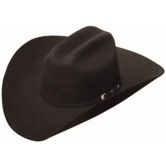 Twister Hat Santa Fe Black