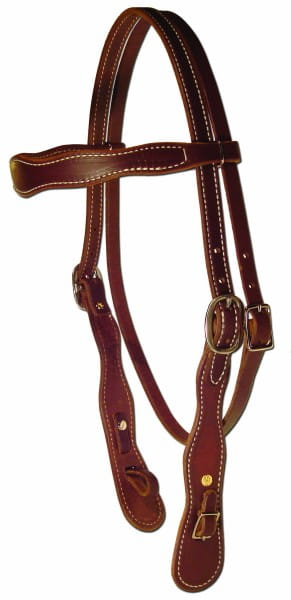 Ultimate Cowboy Gear Wave Browband