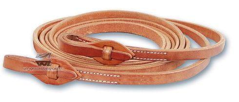 Hochwertige Quick Change Harness Zügel 19 mm, schwere Enden