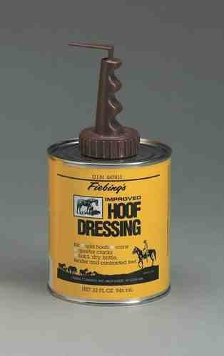 Fiebings Hoof Dressing - das traditionelle Hufpflegemittel