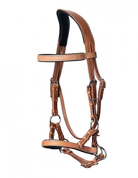 Anatomic Shaped Sidepull harness