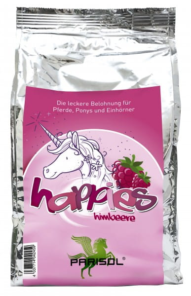 Parisol Happies Himbeere Unicorn Edition 1kg