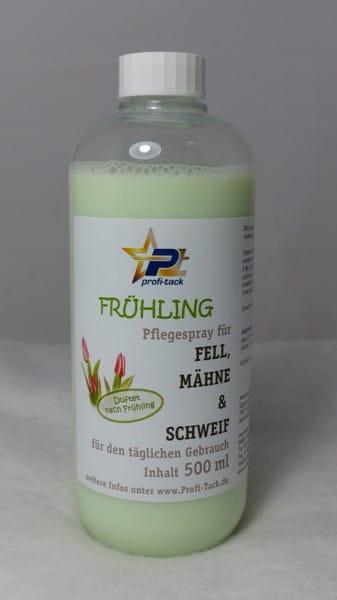 Profi-Tack Premium Fell- und Mähnenspray Frühling