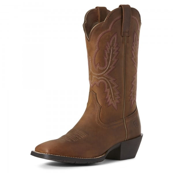 Ariat Womens Hybrid Rancher Crossfire Western Boot