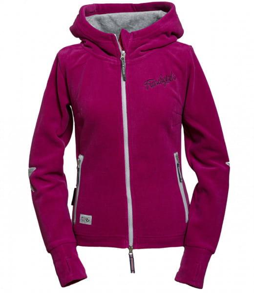 OSWSA Ranchgirls Fleece Jacket Abby baton rouge