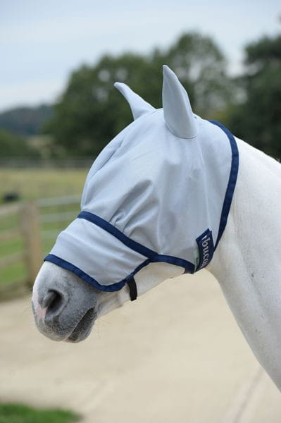 Bucas Buzz Off Fly Mask Extended Nose