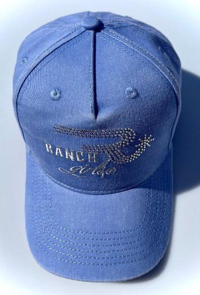 Ranchgirl Cap Fade Out ultramarine