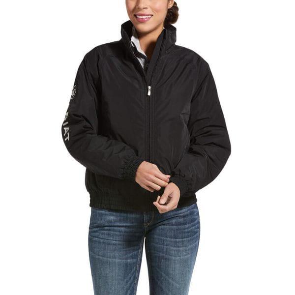 Ariat Womens Stable Team Jacket black