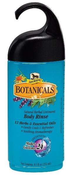 Absorbine Botanicals Body Rinse Concentrate