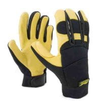 Deeerskin Yellowstone Gloves - GOLDEN EAGLE