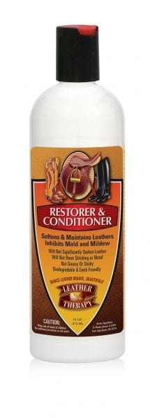 Leather Therapy Leather Restorer & Conditioner